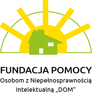 Fundacja DOM Logo